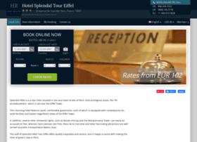 splendid-tour-eiffel.hotel-rez.com