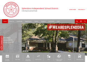 splendoraisd.org