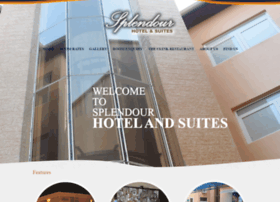 splendourhotel.com
