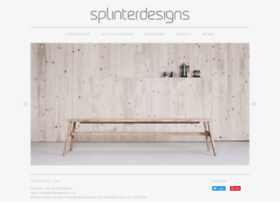 splinterdesigns.co.uk