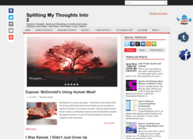 splittingmythoughtsinto2.blogspot.com