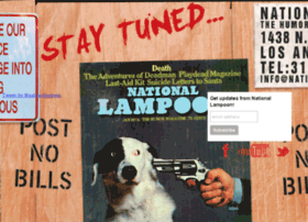 splog.nationallampoon.com