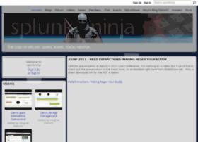splunkninja.ning.com