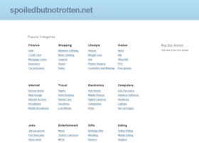 spoiledbutnotrotten.net