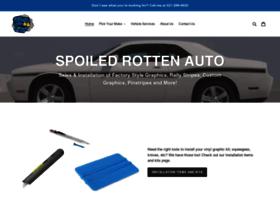 spoiledrottenauto.com