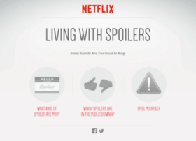 spoilers.netflix.com