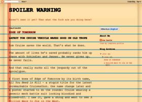 spoilerwarning.blogspot.com