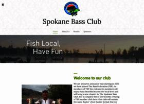 spokanebassclub.com