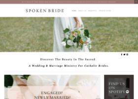 spokenbride.com
