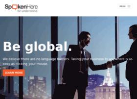 spokenhere.glidedesign.com