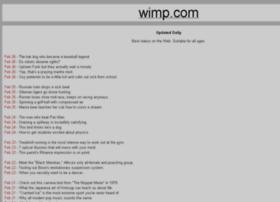 spongebob.wimp.com
