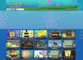 spongebobgames.com