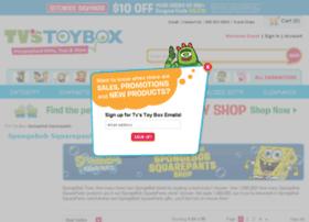 spongebobsquarepants.tystoybox.com