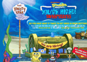 spongebobsweeps.com