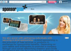 sponsorgoal.com