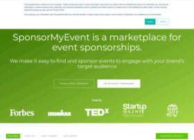 sponsormyevent.com
