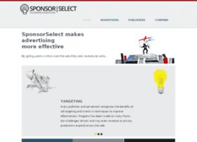 sponsorselect.com