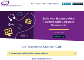 sponsorship.wgbh.org