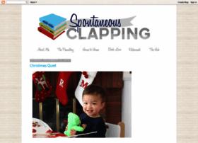 spontaneousclapping.blogspot.com