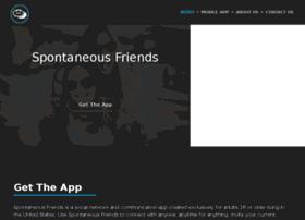 spontaneousfriends.com