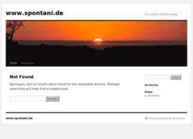spontani.de