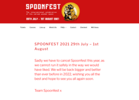 spoonfest.co.uk