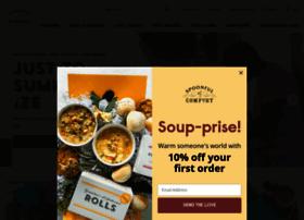 spoonfulofcomfort.com
