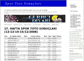 spor-toto.sonuclari.org