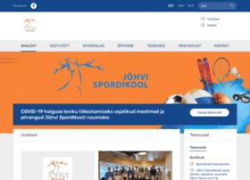 spordikool.johvisport.ee
