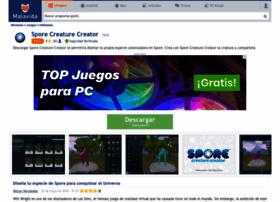 spore-creature-creator.malavida.com