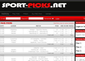 sport-picks.net