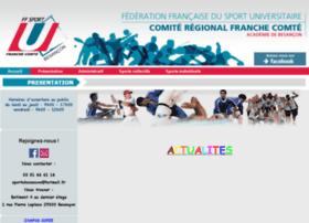 sport-u-besancon.com