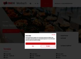 sport.dhbw-mosbach.de