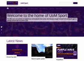 sport.manchester.ac.uk