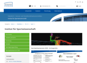 sport.uni-oldenburg.de