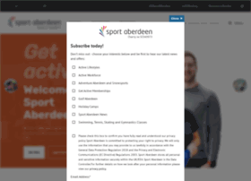 sportaberdeen.co.uk