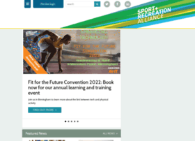 sportandrecreation.org.uk