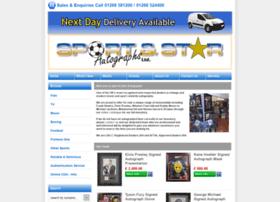 sportandstarautographs.com