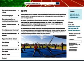 sportbedrijf.almere.nl