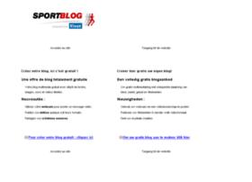 sportblog.be