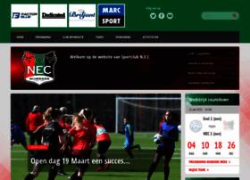 sportclub-nec.com