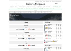 sportdaten.morgenpost.de