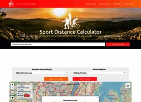 sportdistancecalculator.com