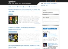 sporteamz.blogspot.fr