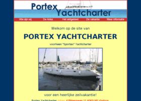 sportexyachtcharter.nl