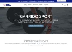 sportgarrido.com