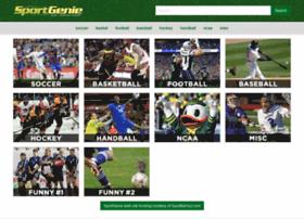 sportgenie.com