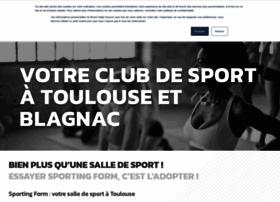 sporting-form.fr