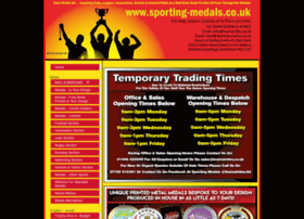 sporting-medals.co.uk