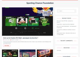 sportingchancefoundation.org